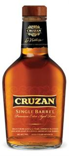 Cruzan Rum Single Barrel 1.00l